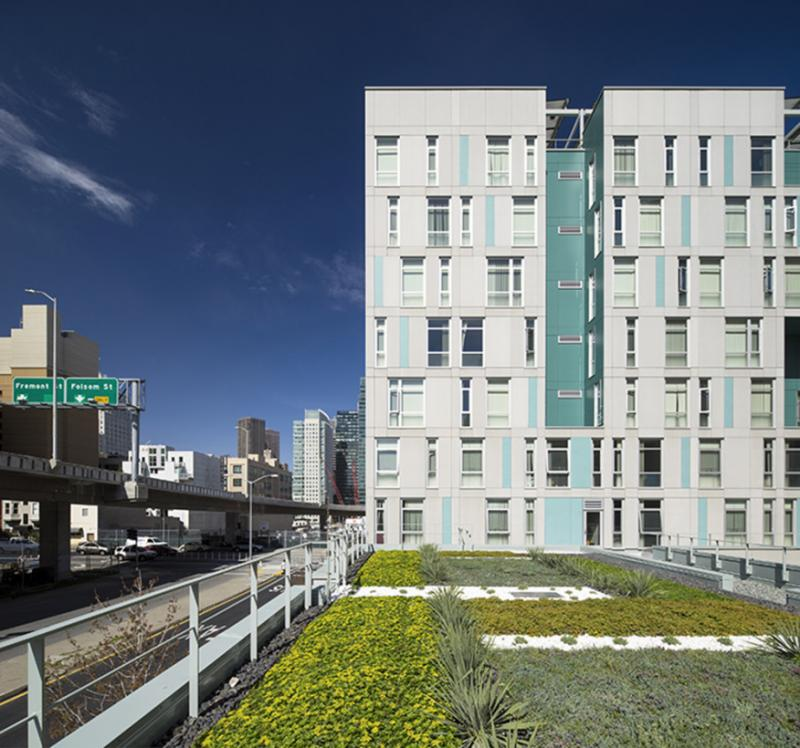 San Francisco Apartments For Rent By Owner: Green Roofs, Garden Roofs