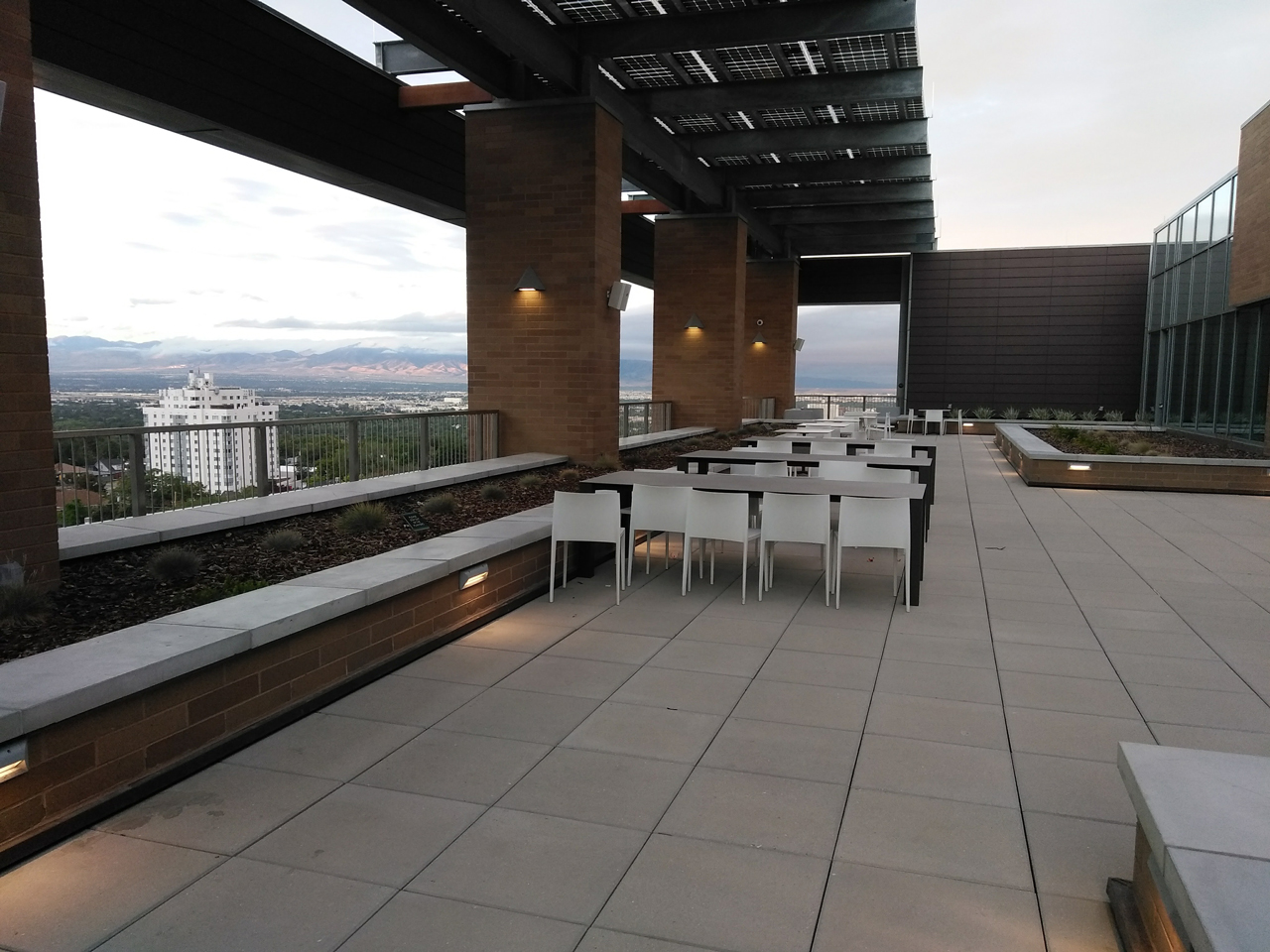 American Hydrotech Inc Green Roofs Garden Roofs