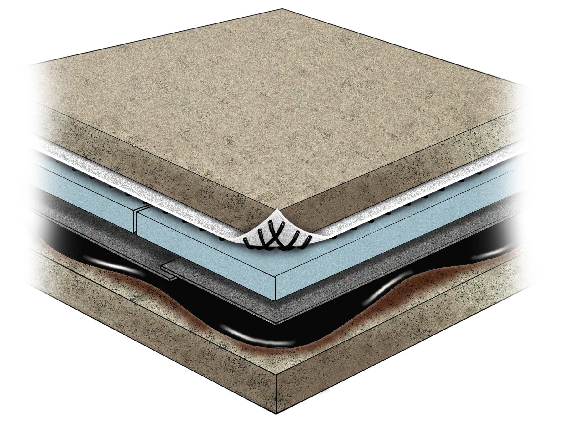 Waterproofing Monolithic Membrane 6125 American