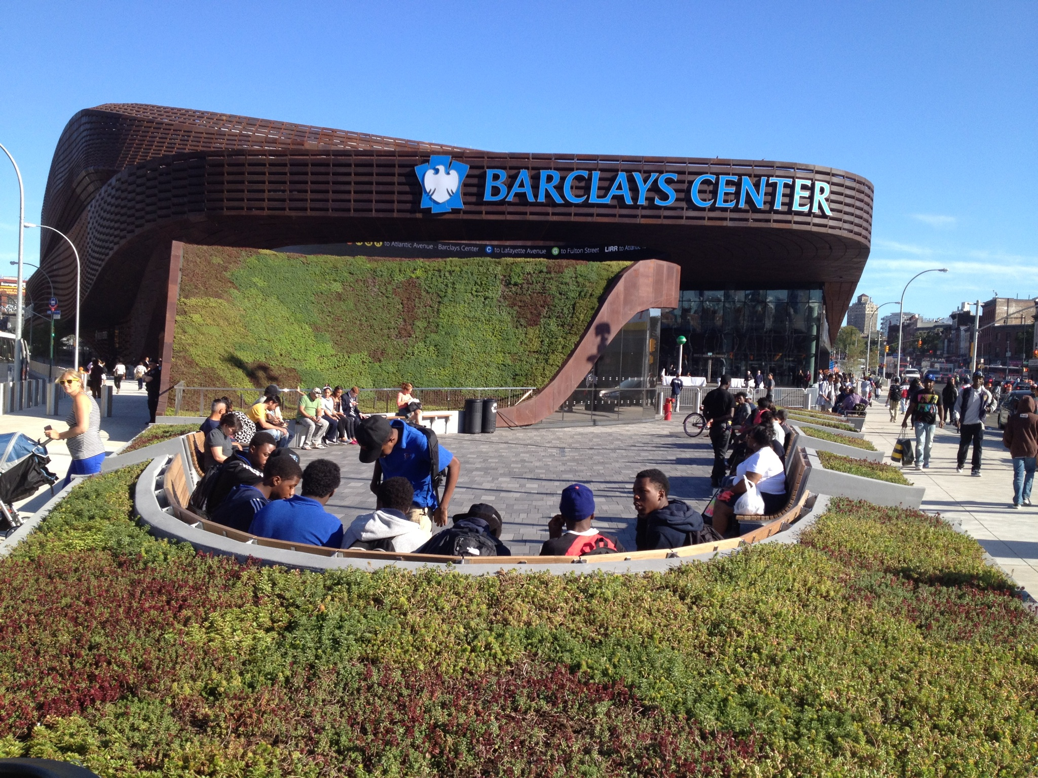 Barclays Center American Hydrotech Inc