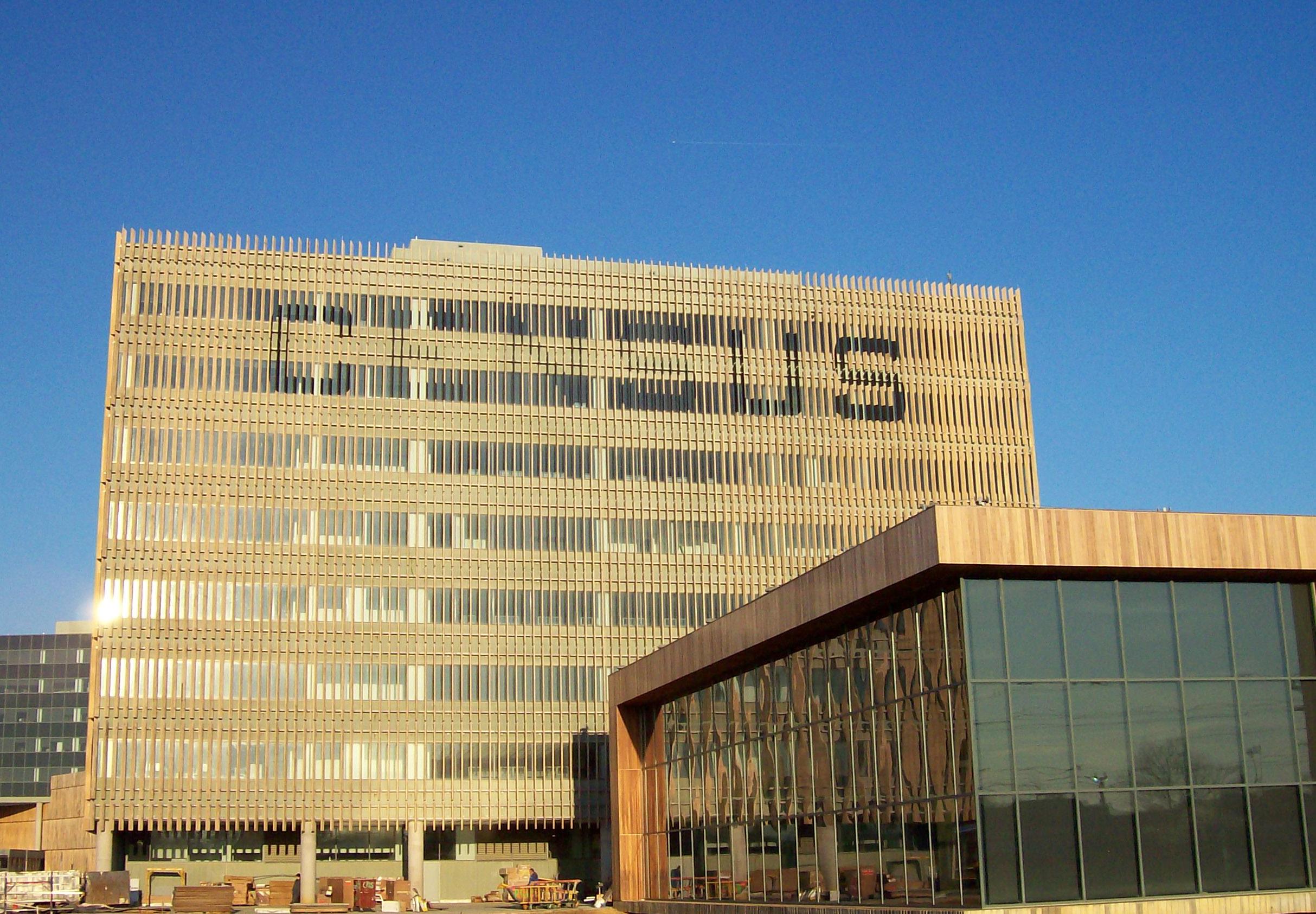 United States Census Bureau Headquarters American