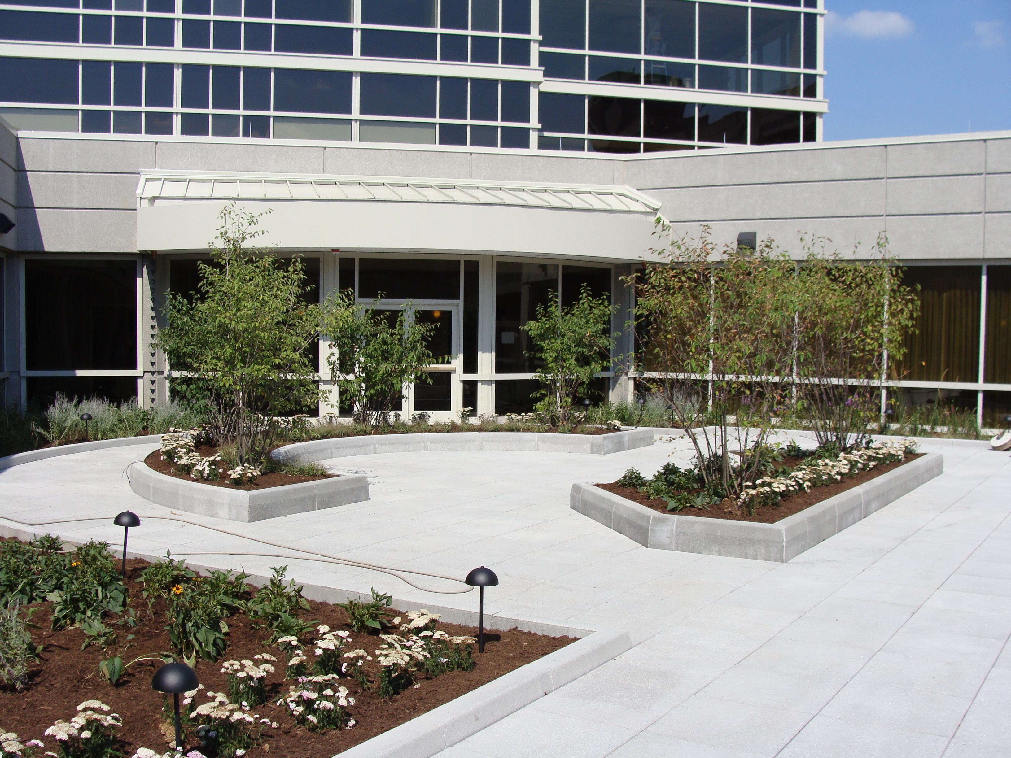 Baptist East Hospital American Hydrotech Inc