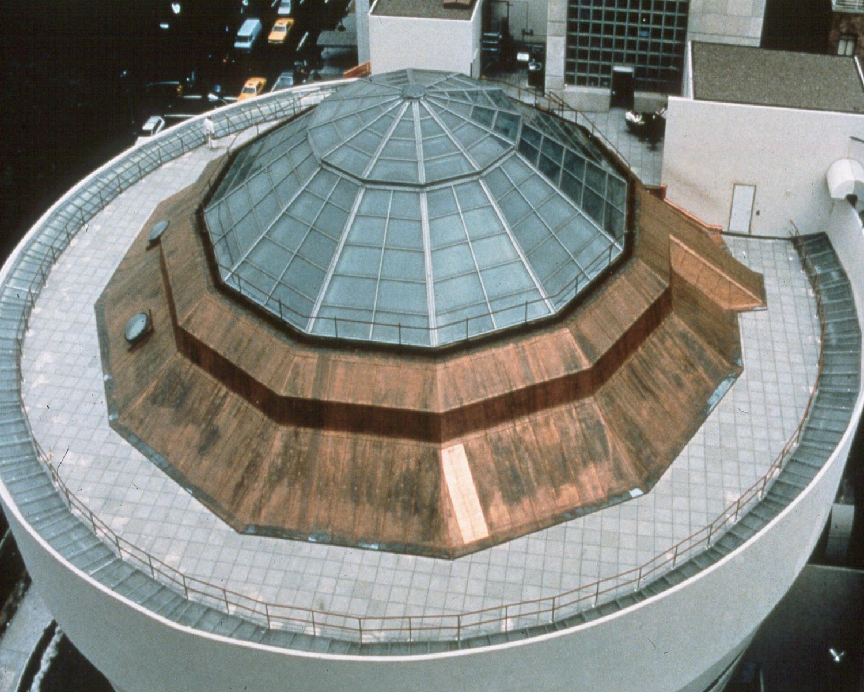 Guggenheim Museum Renovation American Hydrotech Inc