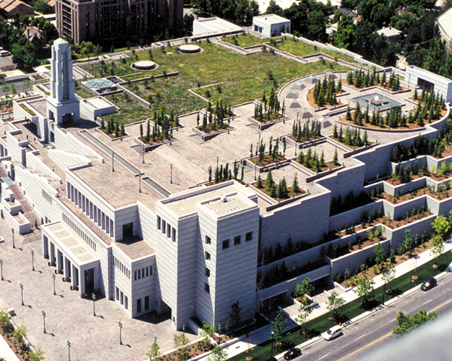 LDS Conference Center 60 W North Temple Salt Lake City, UT ...