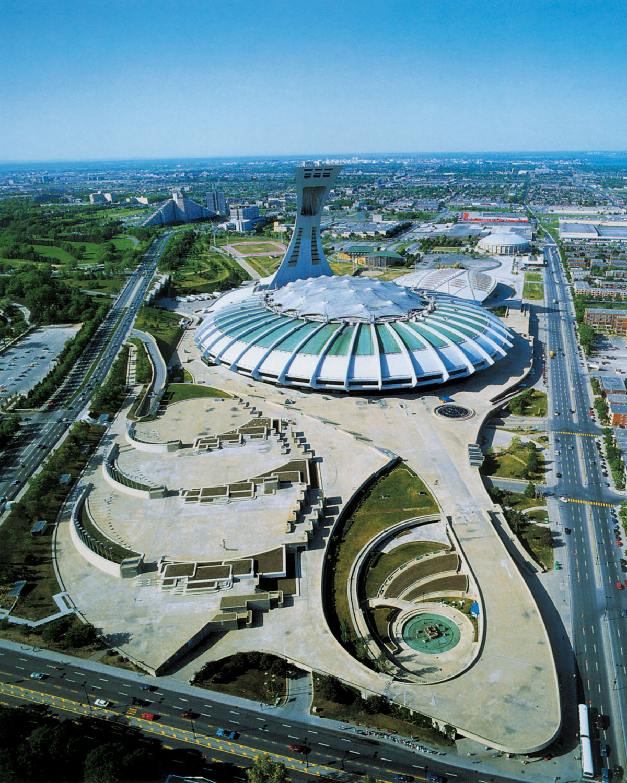Olympic Stadium American Hydrotech Inc