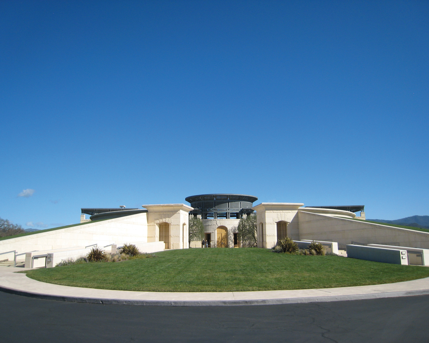 Opus One Winery American Hydrotech Inc