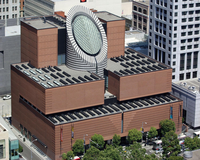 San Francisco Museum Of Modern Art American Hydrotech Inc