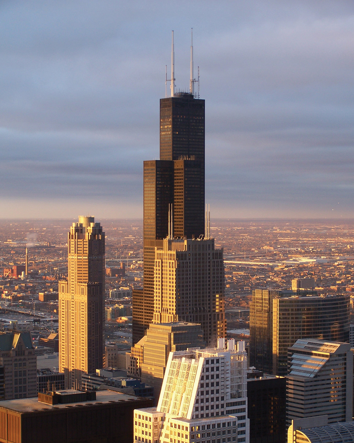 Sears Tower Renovation Now Willis Tower American
