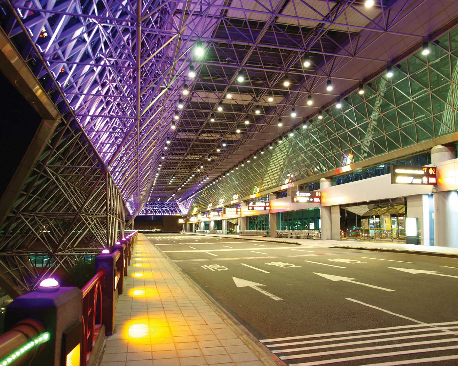 Taiwan Taoyuan International Airport American Hydrotech
