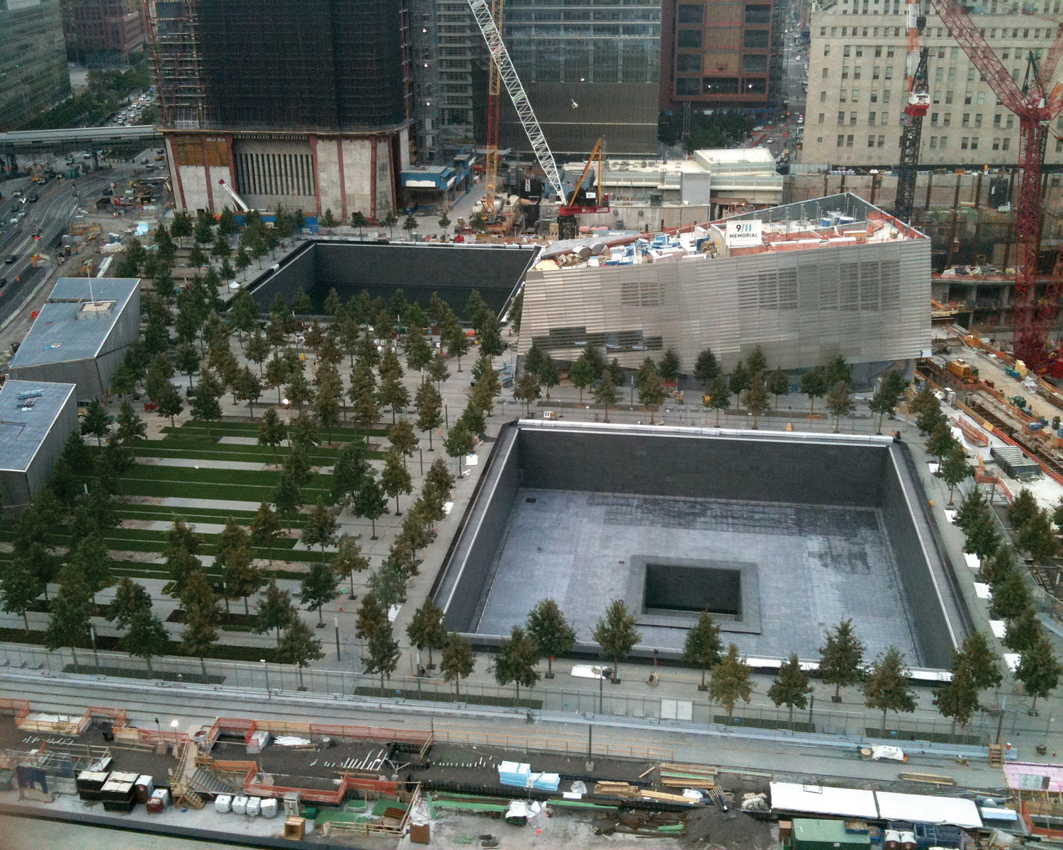 National 9 11 Memorial And Museum American Hydrotech Inc