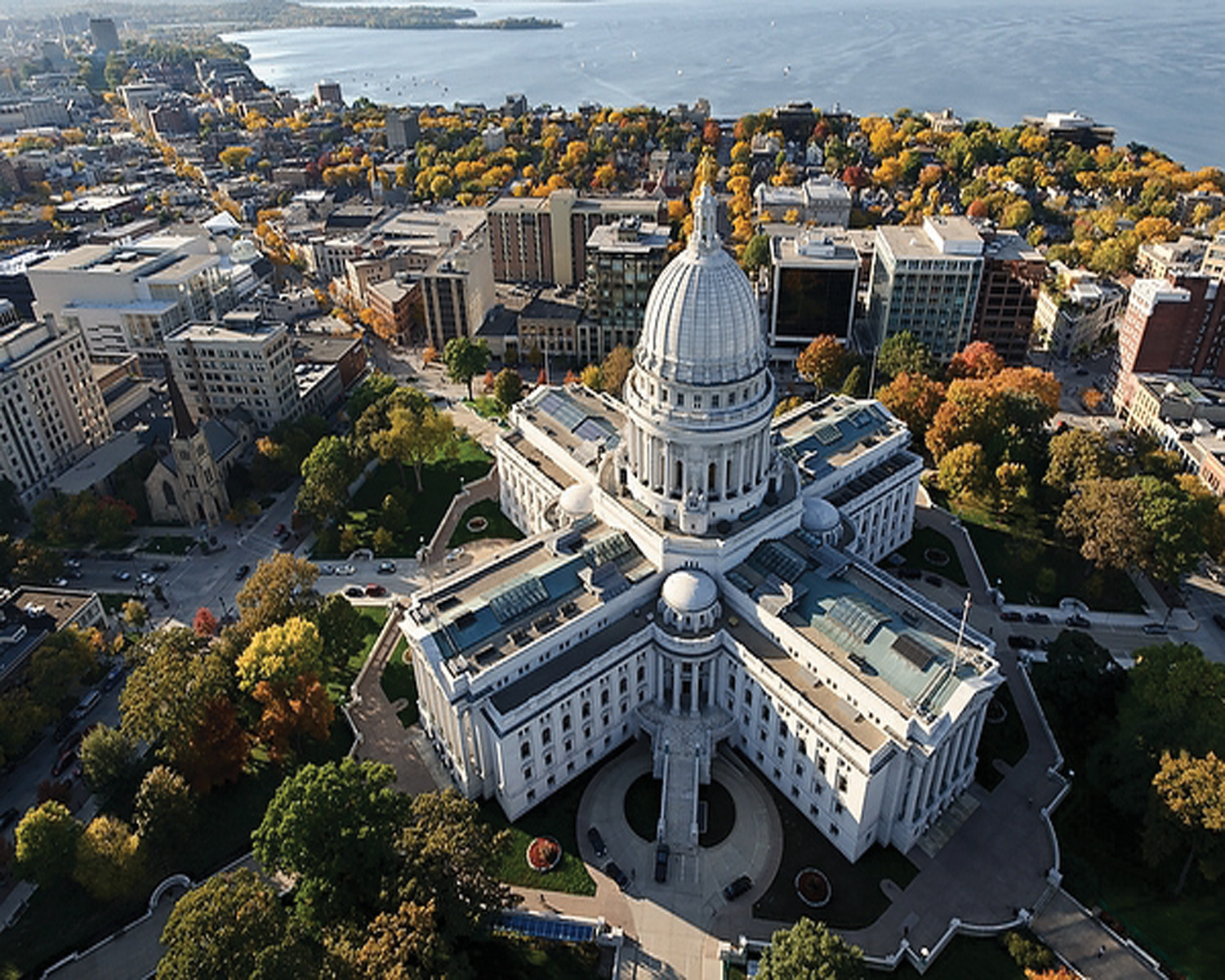Wisconsin State Capitol Renovation American Hydrotech Inc