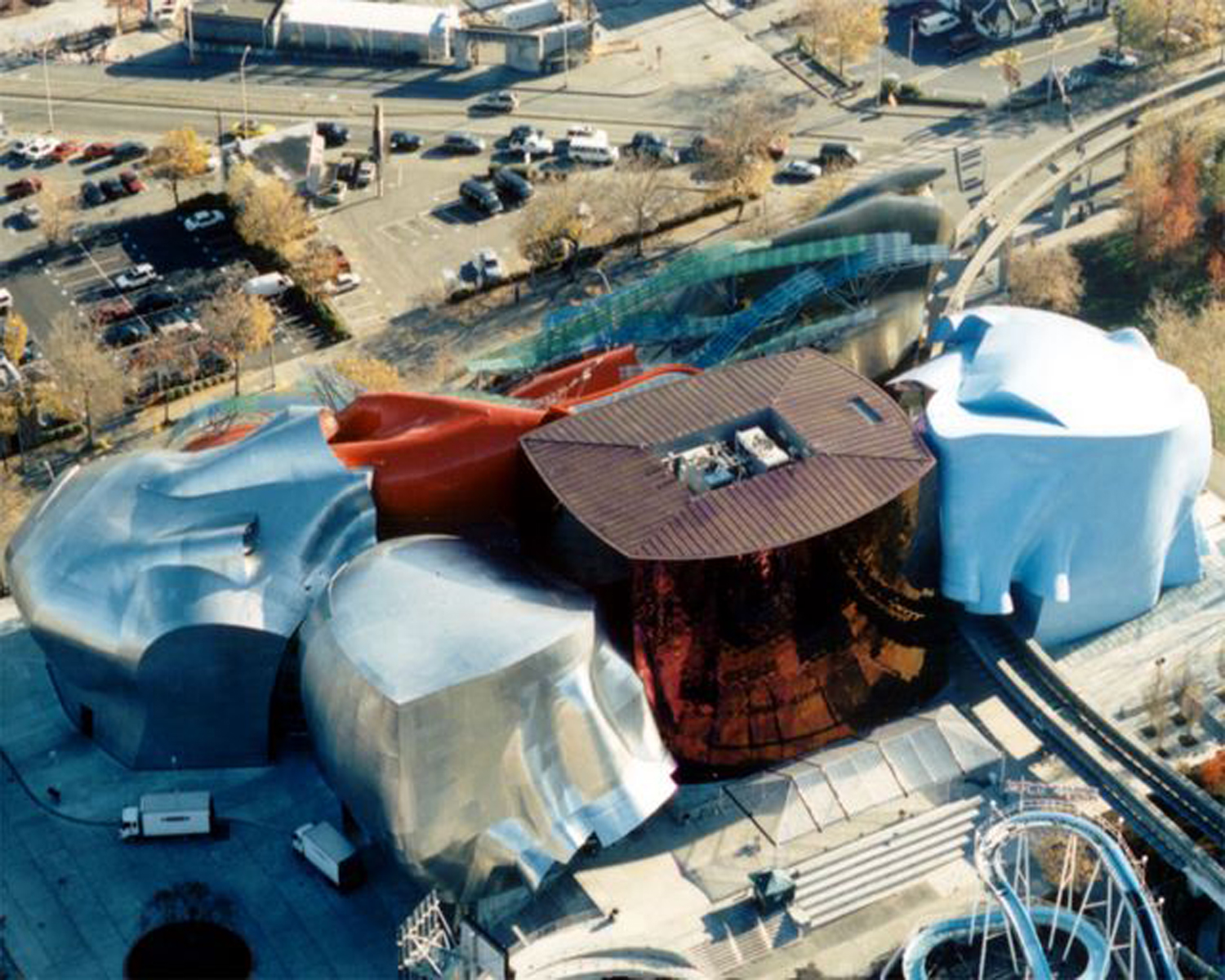Experience Music Project American Hydrotech Inc