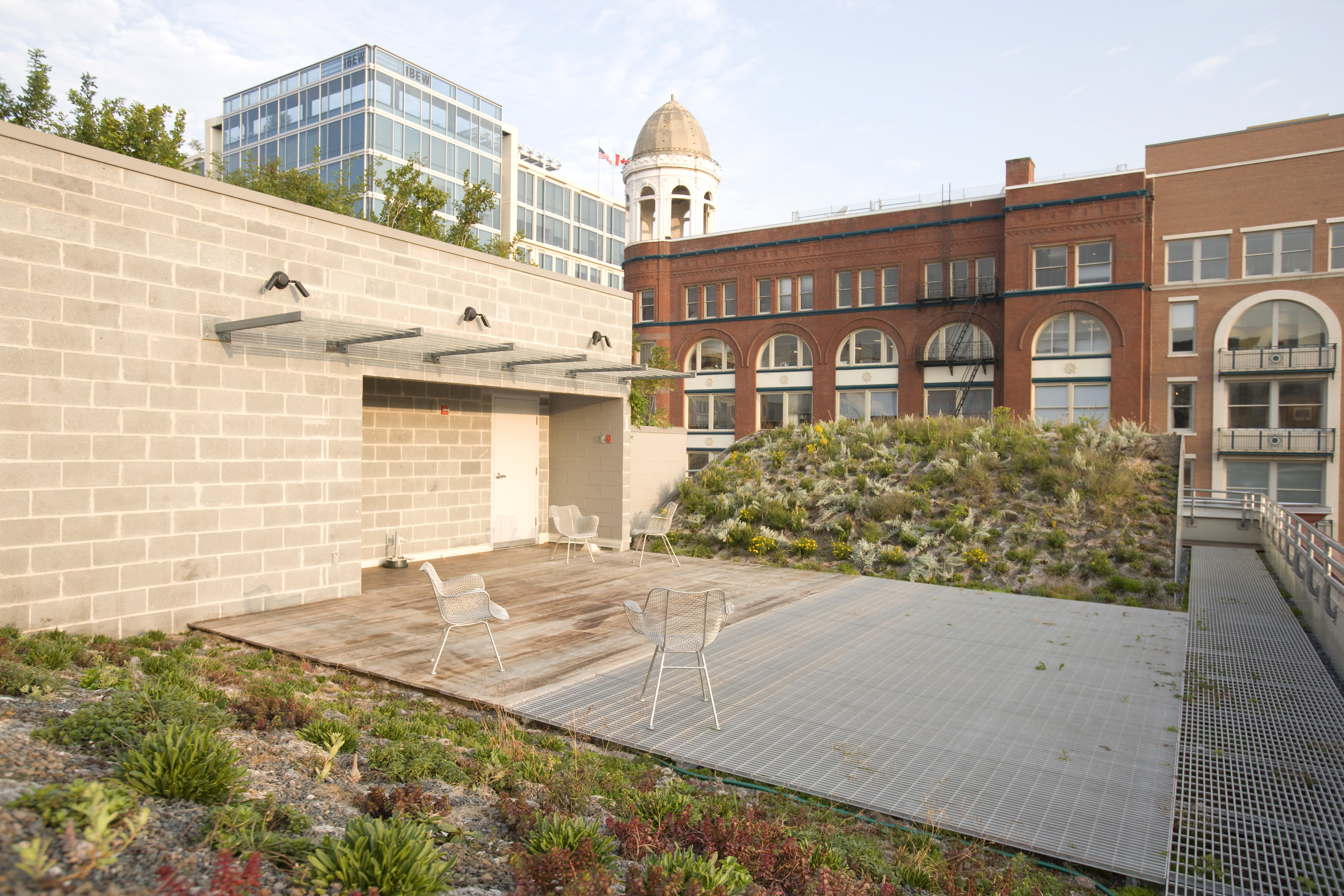 American society of landscape architects headquarters for Institute of landscape architects