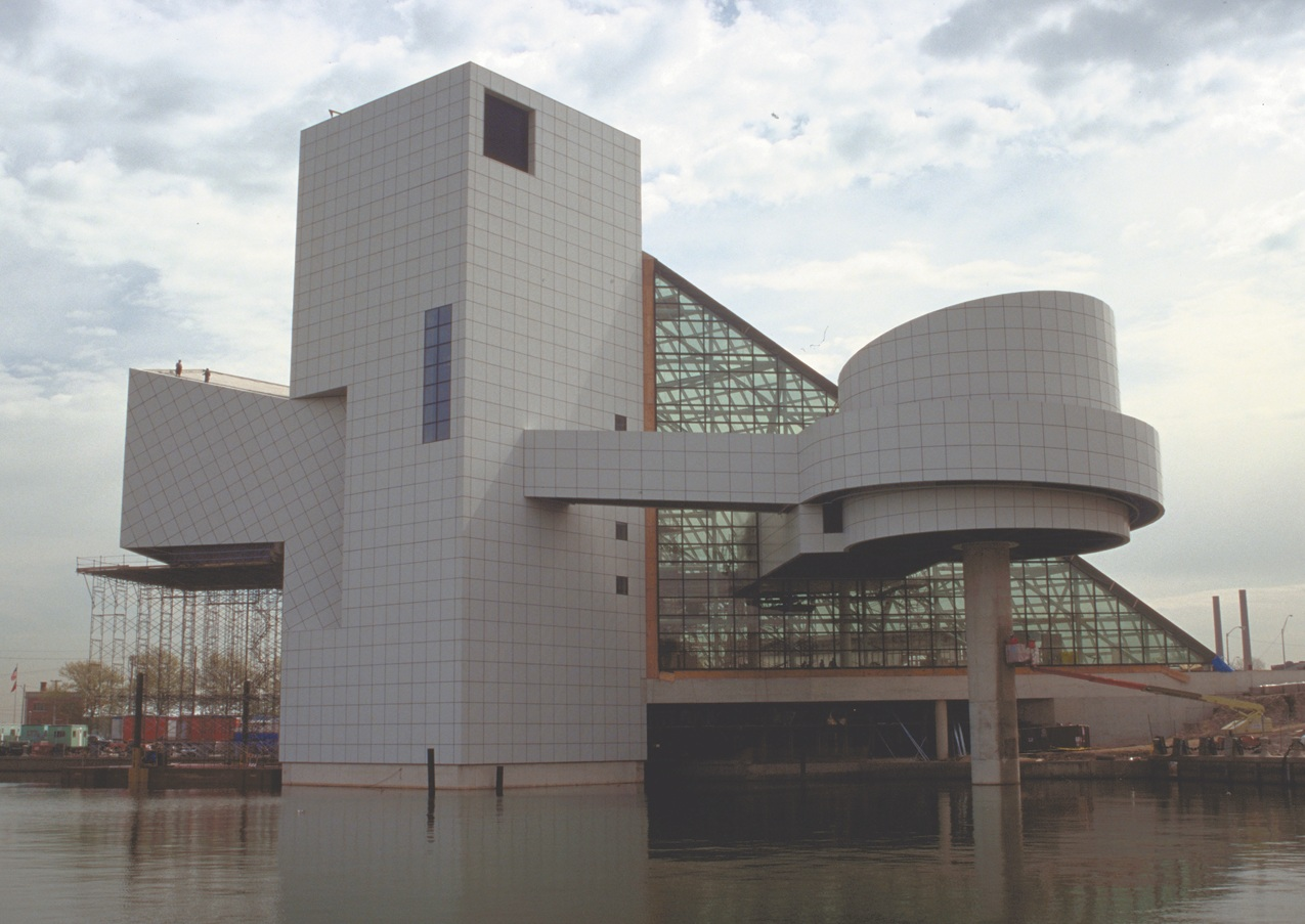 Rock Amp Roll Hall Of Fame And Museum American Hydrotech Inc